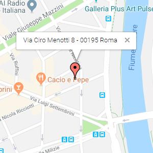Via Ciro Menotti 8 – 00195 Roma