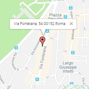 Via Fonteiana, 54 00152 Roma